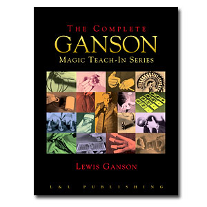 The Complete Ganson Magic Teach-In Series